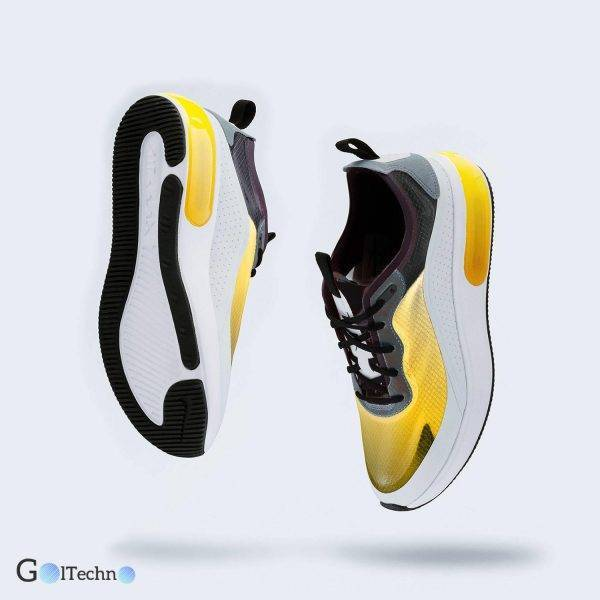 DNK Yellow Shoes Men