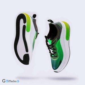 DNK Yellow Shoes Men