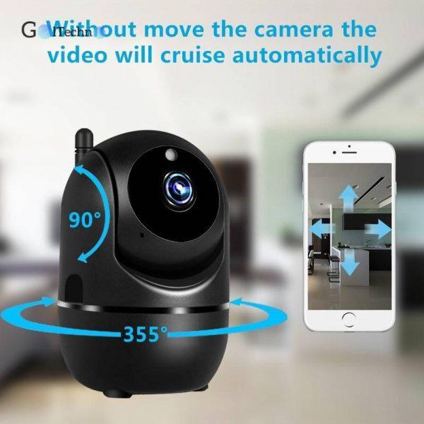 Wireless Cloud IP Camera Security Items Small Cameras & Video Surveillance