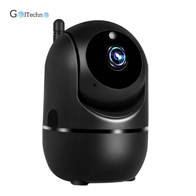 Wireless Cloud IP Camera