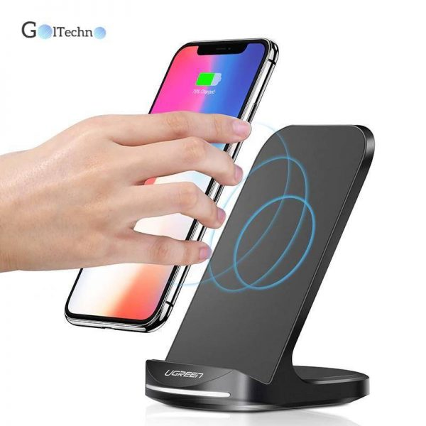 Stylish Universal Wireless Quick Charger for Phones Quick Charge Smartphone Accessories