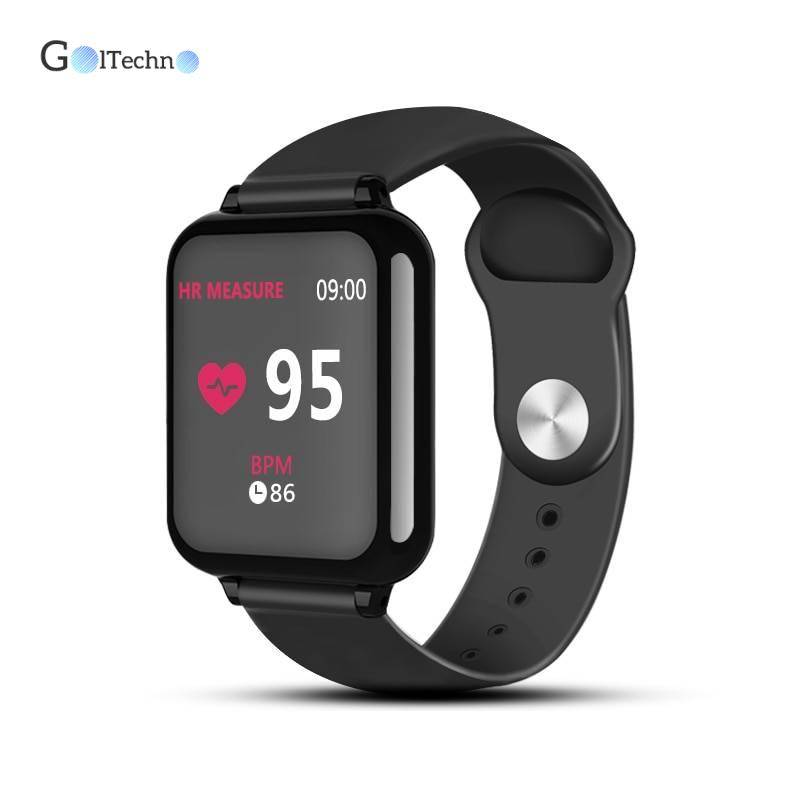 Men's Waterproof Smart Watch Best Sellers Smart & Digital Watches Smartwatches & Activity Trackers