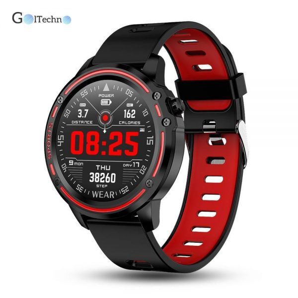 Sports Smart Watch with Heart Rate Monitor Smart & Digital Watches Smartwatches & Activity Trackers