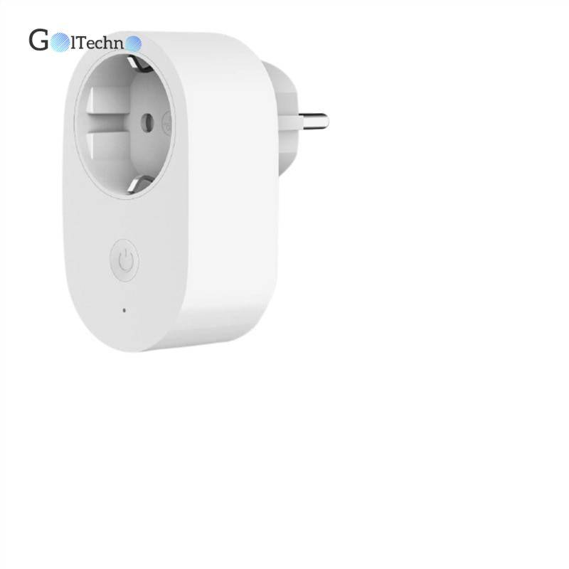 Compact EU Smart Plug Smart Accessories Smartwatches & Activity Trackers