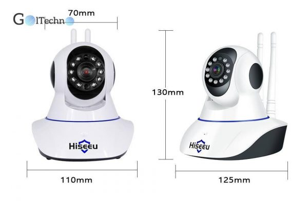 1536P WiFi Home Security Camera Security Items Small Cameras & Video Surveillance