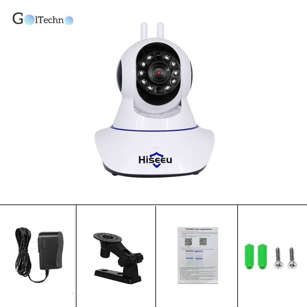 1536P WiFi Home Security Camera