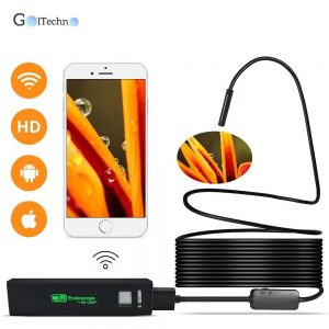Waterproof Endoscope Mini Camera Security Items Small Cameras & Video Surveillance