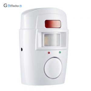 Useful Accurate Home Security Wireless Motion Detector Automation & Remote Controls Smart Home Systems