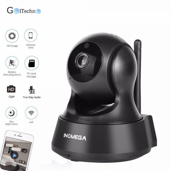WiFi 720P Security Camera Smart Home Systems Wi-Fi