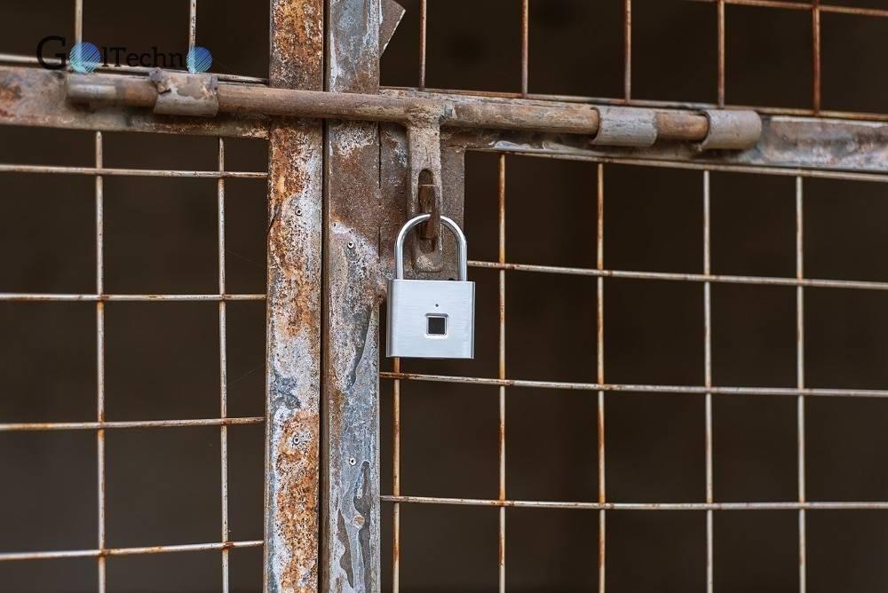 Smart Fingerprint Lock