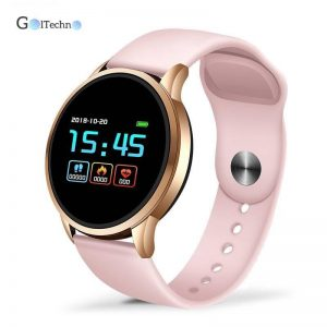 Women's Fashion Round Smart Wristband Smart Accessories Smartwatches & Activity Trackers