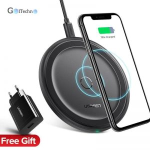 Universal Wireless Charger for Phones Chargers Wireless Devices