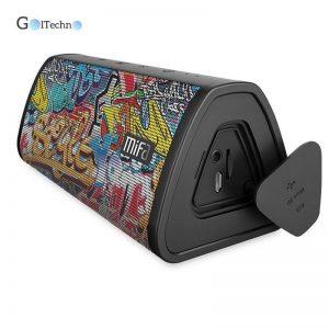 Graffiti Printed Wireless Bluetooth Speaker Speakers Wireless Devices