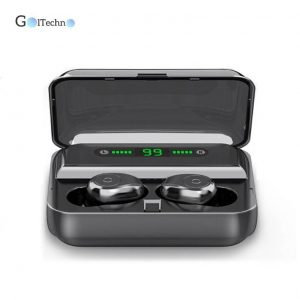 Mini Wireless Bluetooth 5.0 Earphones with Dual Microphone